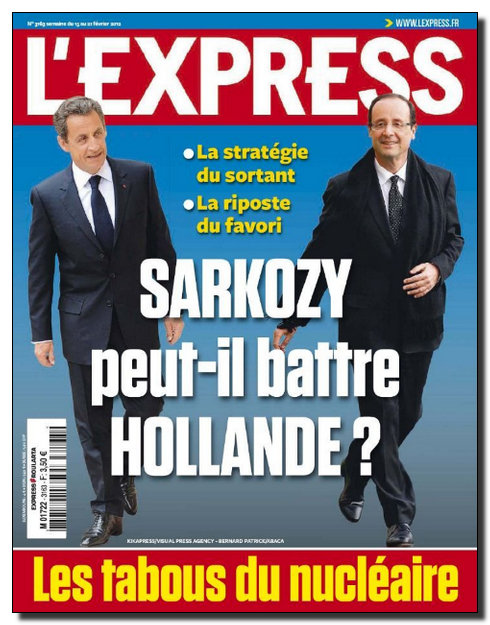 L'Express N°3163 - 15 au 21 Février 2012 [NEW/HQ/UL]