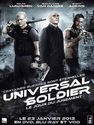 Universal Soldier - Le Jour du jugement (2012) [FRENCH | DVDRIP] [Multi]