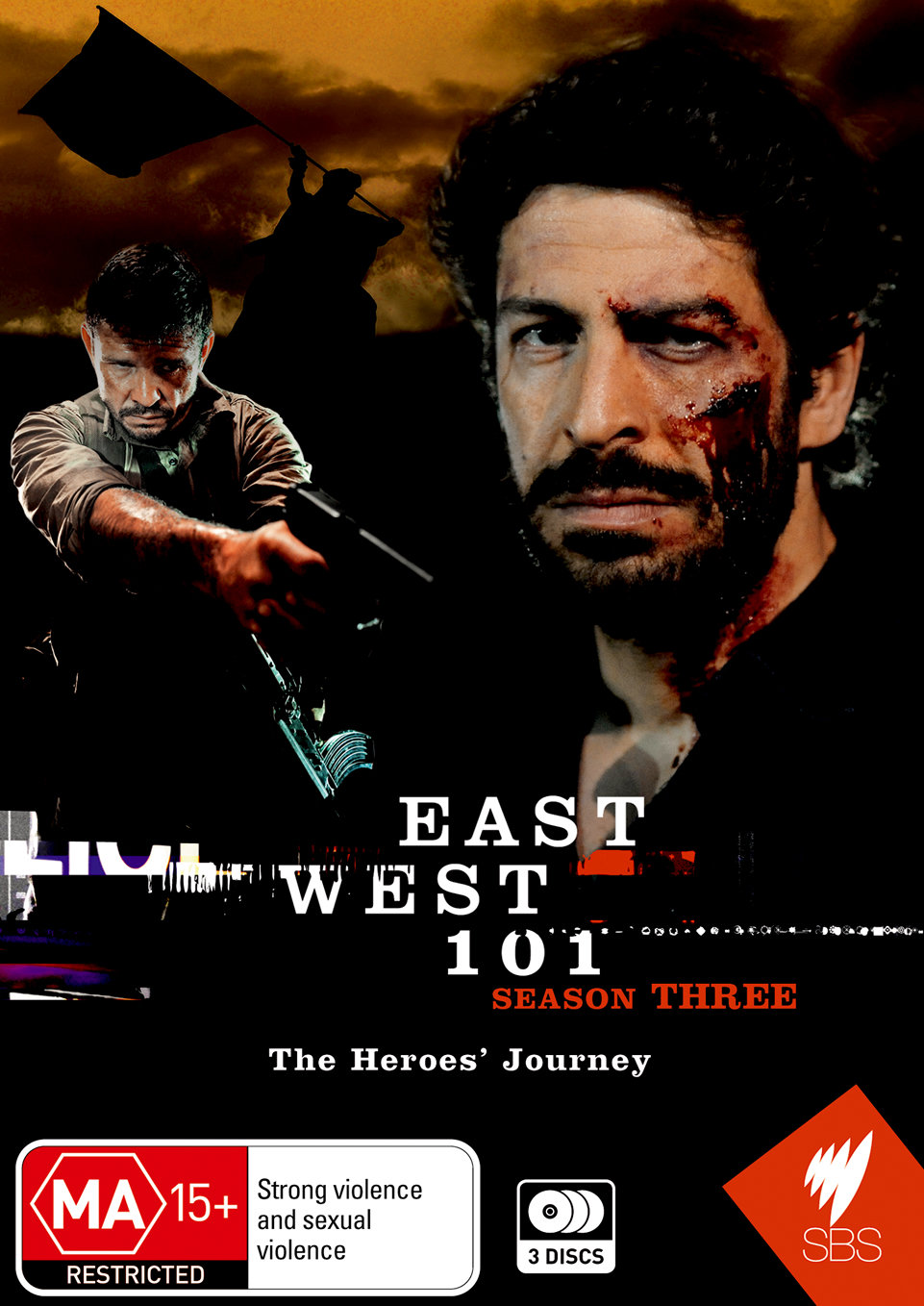 East West 101 [Saison01  FRENCH] [E01 a E06] DVDRIP et HDTV