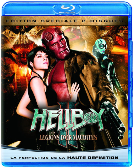 Hellboy II les légions d'or maudites [BluRay 720p | TRUEFRENCH]