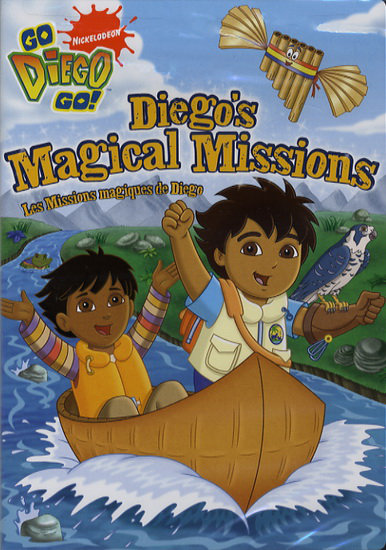 Go Diego Go Missions Magiques [DVDRIP | FRENCH] [MULTi]