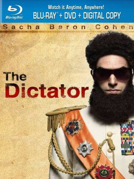 The Dictator (2012) [BLU-RAY 720p | VOSTFR]