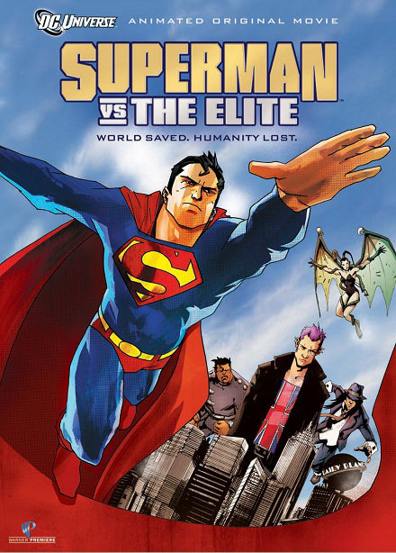 .: Superman contre l'Elite BRRip XviD [DF] :.