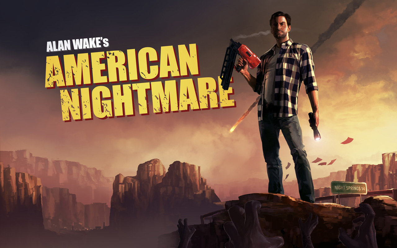 Alan Wake's American Nightmare (2012) [PC | MULTi10]