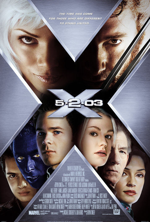 X-Men 2 [VOSTFR DVDRiP XviD AC3]