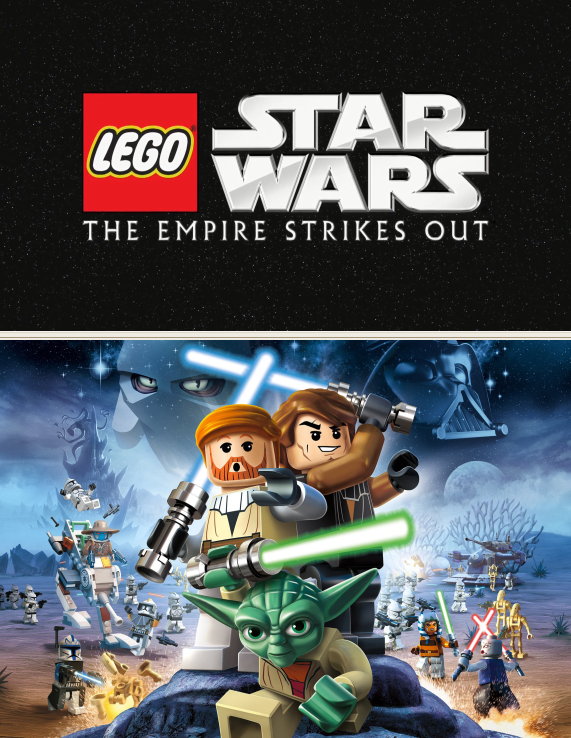 Lego Star Wars: The Empire Strikes Out 2012 [FRENCH] [HDTV+HD]