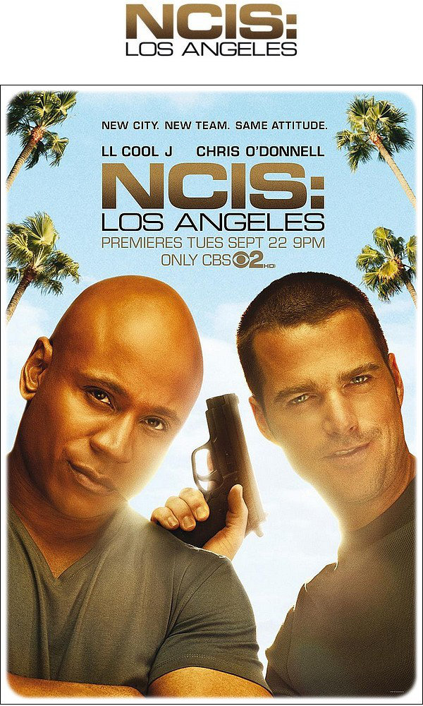 NCIS :Los Angeles [Saison 04 FRENCH]  [E01 a 23/E24] DVDRIP + HDTV + HD