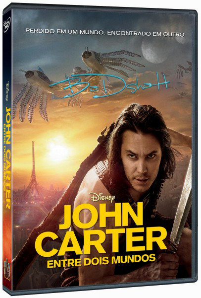 John Carter (2012) [DVD-R NTSC MULTi]