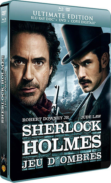 Sherlock Holmes 2 : Jeu d'ombres [REPACK 1CD BRRIP] TRUEFRENCH