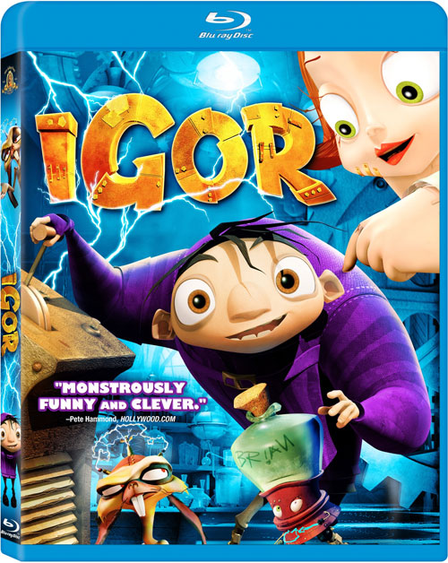 Igor [BLU-RAY 1080p | FRENCH DTS]