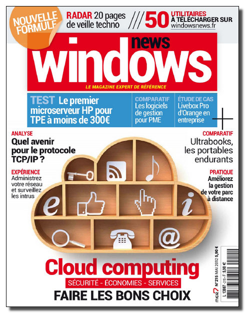 Windows News N°215 - Mai 2012 [NEW/HQ/SsTags/MULTI]
