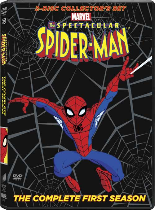 The Spectacular Spider-Man[Saison 01 DVDRIP E01 a E06]