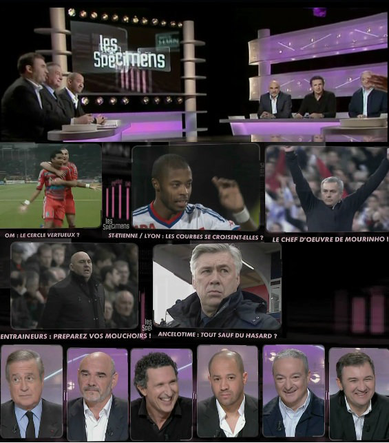 Les Specimens Football du 14 Mars 2012 [TVRiP | FRENCH] [MULTI]