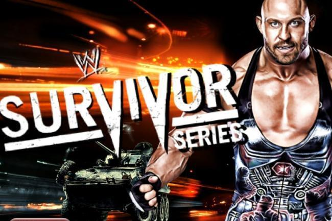 WWE Survivor Series 2012 [PDTV]