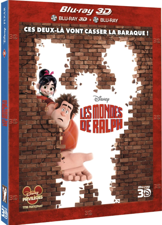 Les Mondes de Ralph [TRUEFRENCH] [BDRip] 1CD