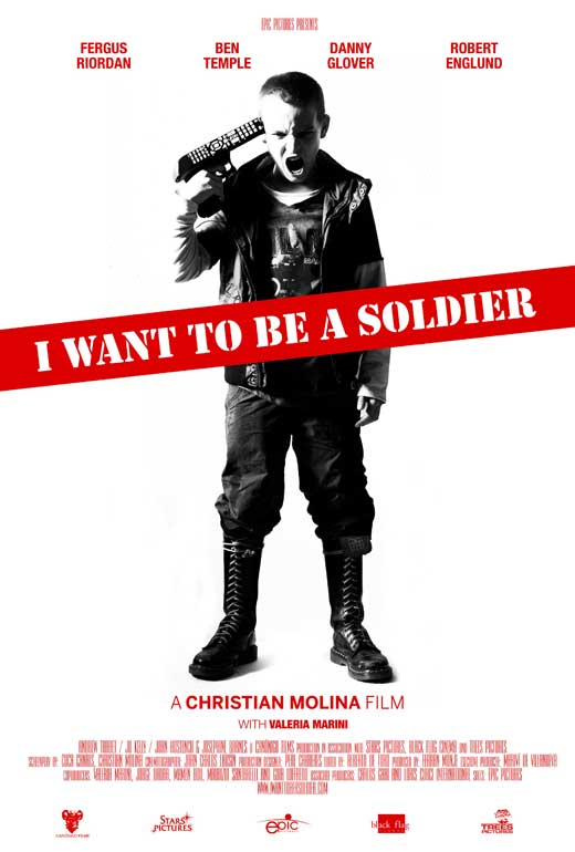 I Want To Be a Soldier [DVDRIP] [FRENCH]