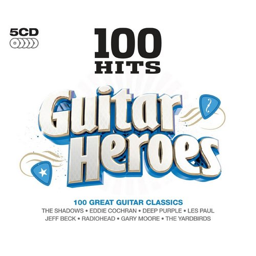 100 Hits Guitar Heroes (2013) [Multi]