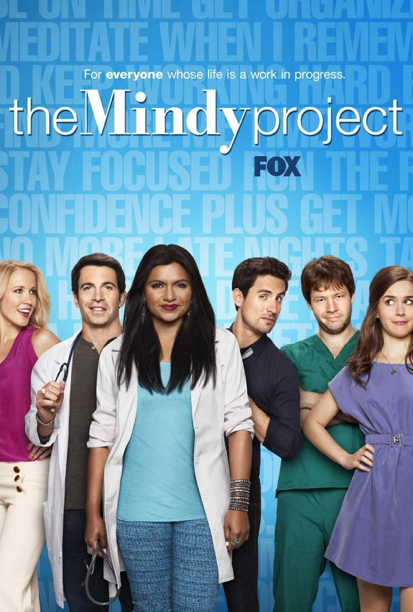 The Mindy Project  [Saison 02 Vostfr] [E01 a 12] HDTV & HD