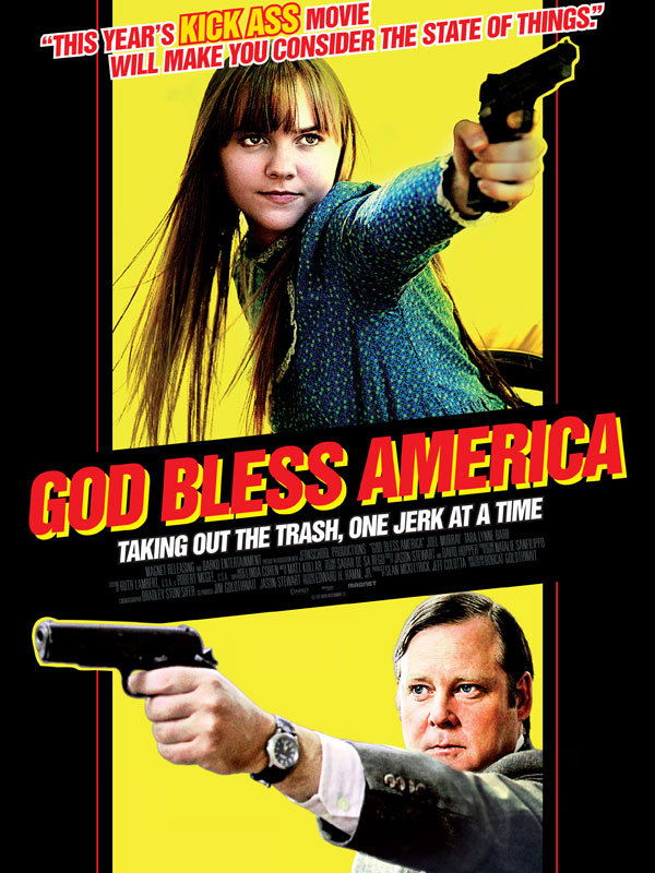 [MULTI] God Bless America[ BDRip  TRUEFRENCH] 2012
