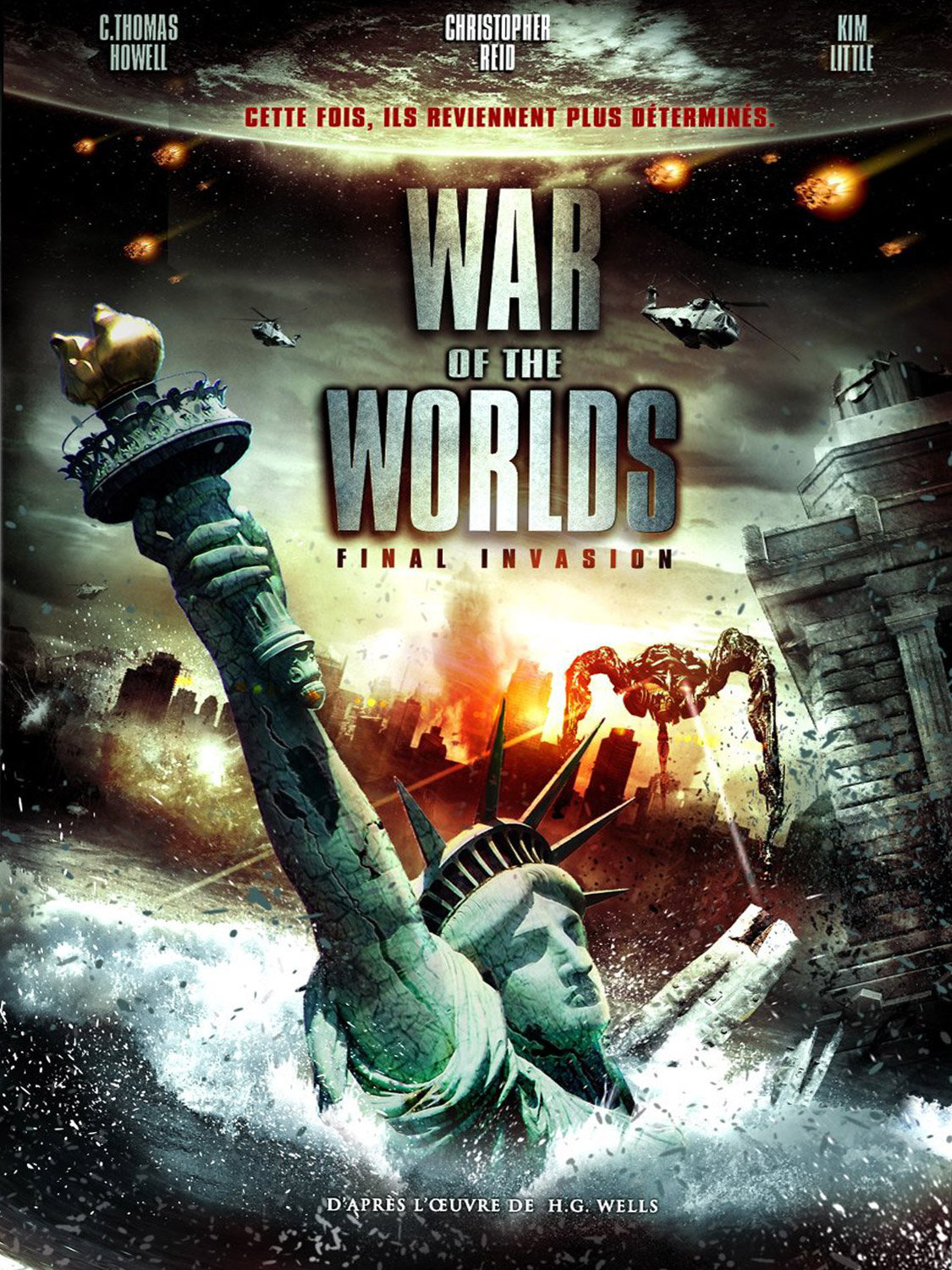 War of the World : Final Invasion (2012) [FRENCH] [DVDRiP] [MP4] [RG][TB]