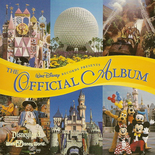 Walt Disney World – Disneyland the Official Album OST | Megaupload Multi Lien