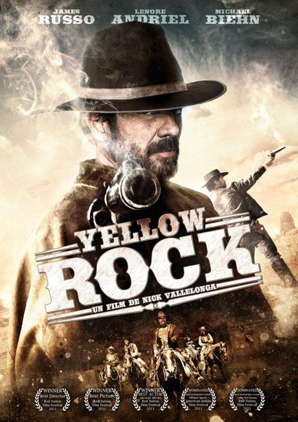 Yellow Rock affiche