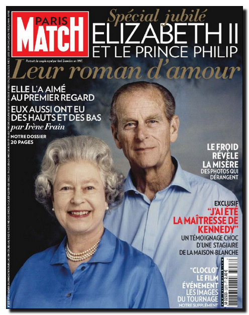 Paris Match N�3273 - 09 au 15 F�vrier 2012 [NEW/HQ/UL]