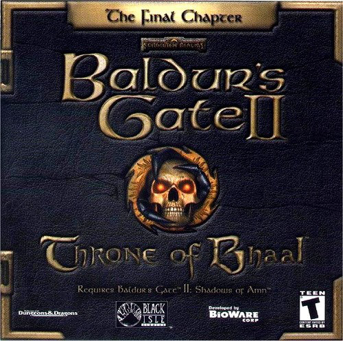 Baldur's Gate II : Throne of Bhaal [PC]