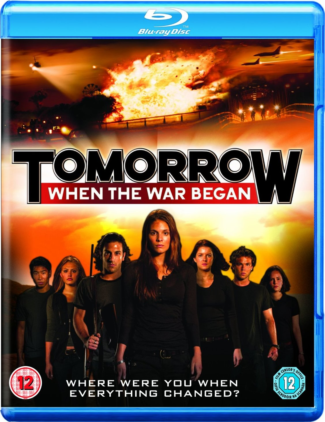 Tomorrow When The War Began [MULTi.1080p.BluRay]