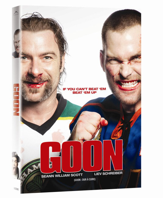 Goon (Fight Games) [DVD-R NTSC MULTi]