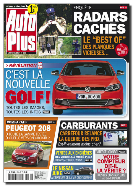 Auto Plus N°1235 - 07 au 13 Mai 2012 [NEW/SsTags/MULTI]