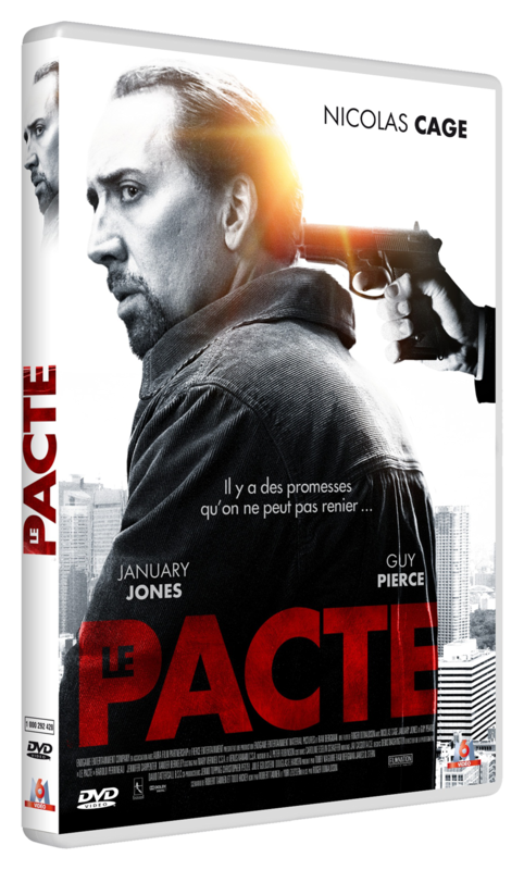 Le Pacte [TRUEFRENCH] [DVDRIP] [1CD]