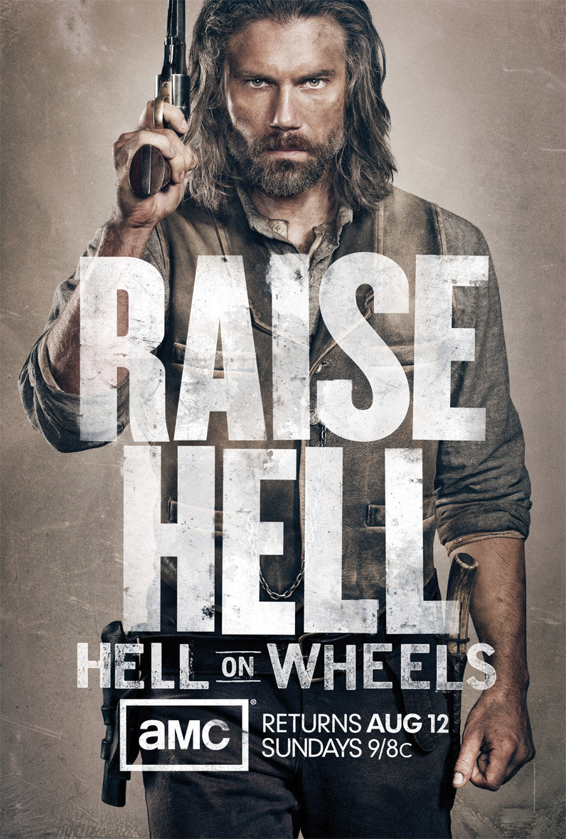 Hell On Wheels [Saison 2 VOSTFR] [Complet] [HD 720p]