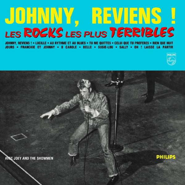 Johnny Hallyday – Les Rocks Les Plus Terribles