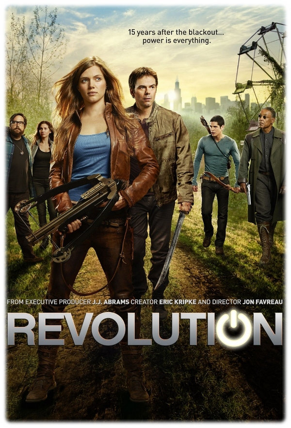 Revolution [Saison 01 FRENCH] [COMPLET] [BDRIP &HD]