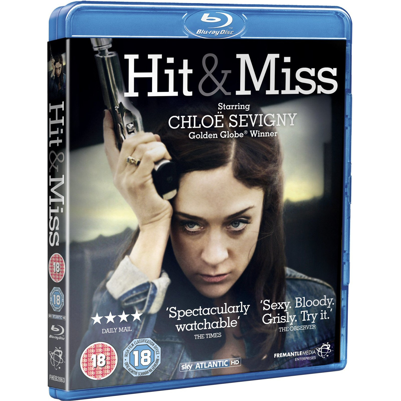 Hit and Miss[Saison 01 Vostfr] [E01 a E06/06]
