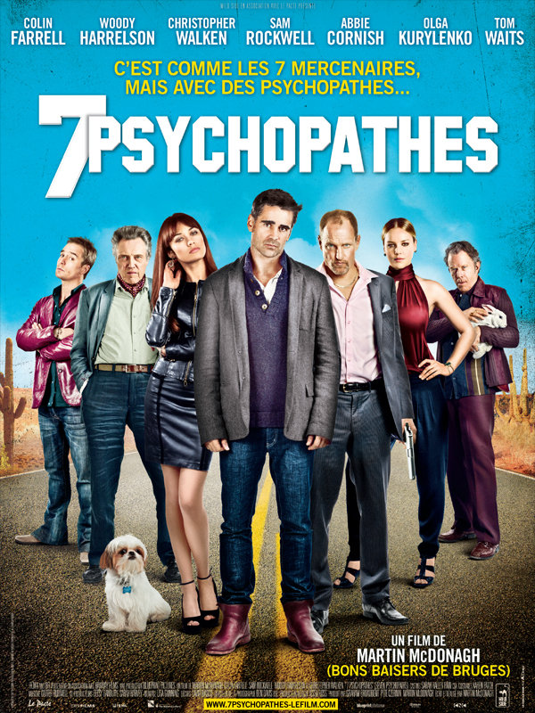 7 Psychopathes | FRENCH MP4 | DVDRiP AC3