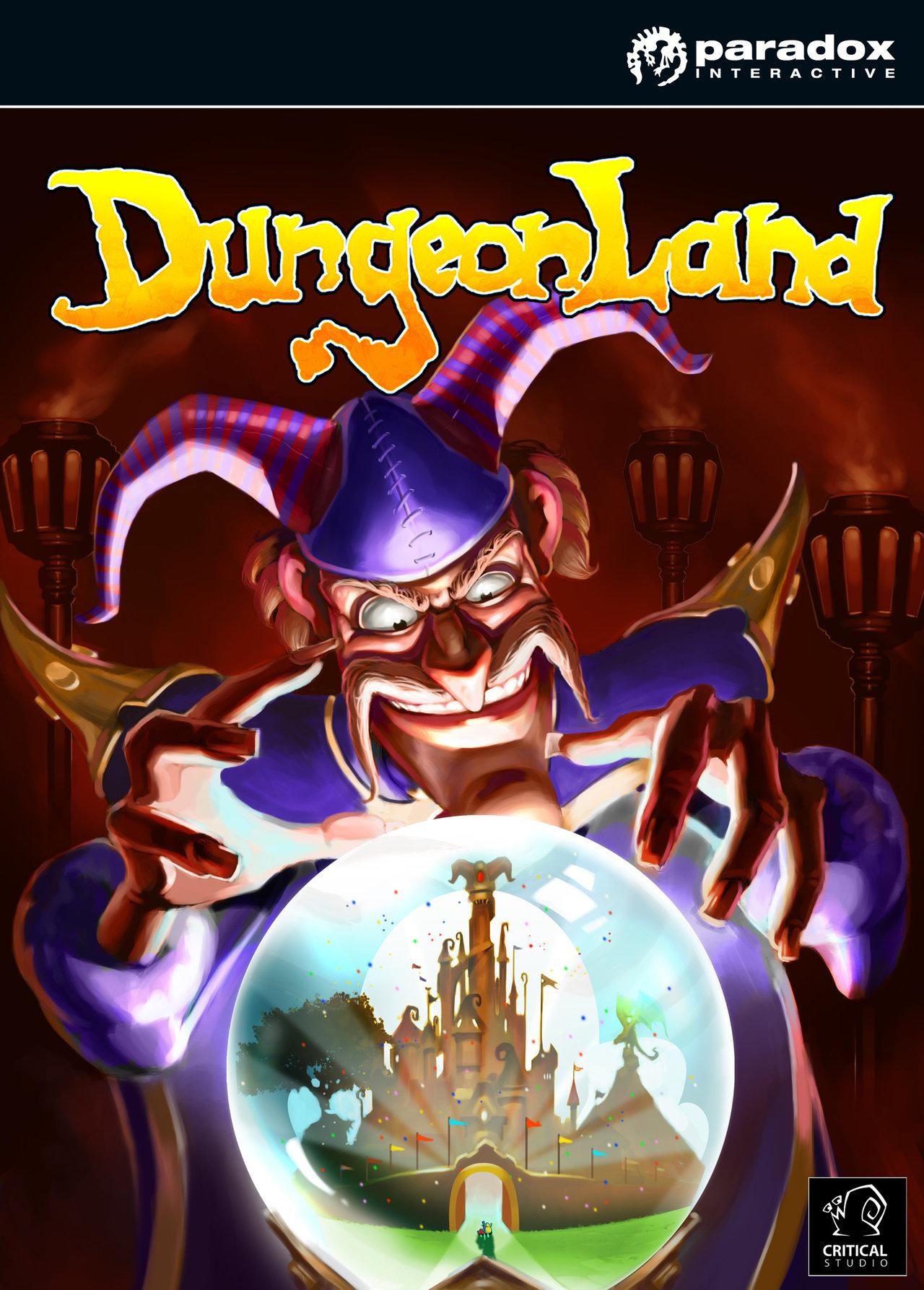 Dungeonland (2013) [ISO PC] [MULTi]