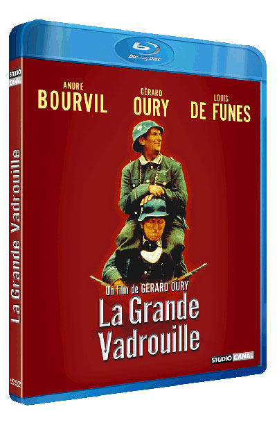 La grande vadrouille [BluRay 720p & 1080p | FRENCH]