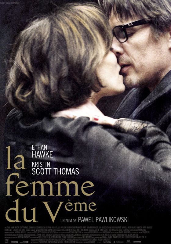 [MULTI] La Femme du Vème [FRENCH] [BRRiP] [MP4]