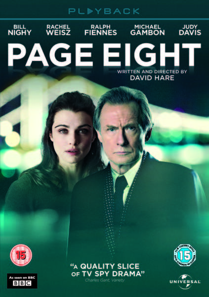 Page Eight [DVDRIP FRENCH]