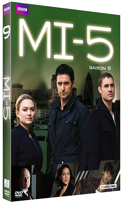 Spooks MI 5 [Saison 09 FRENCH] [Complet] DVDRIP