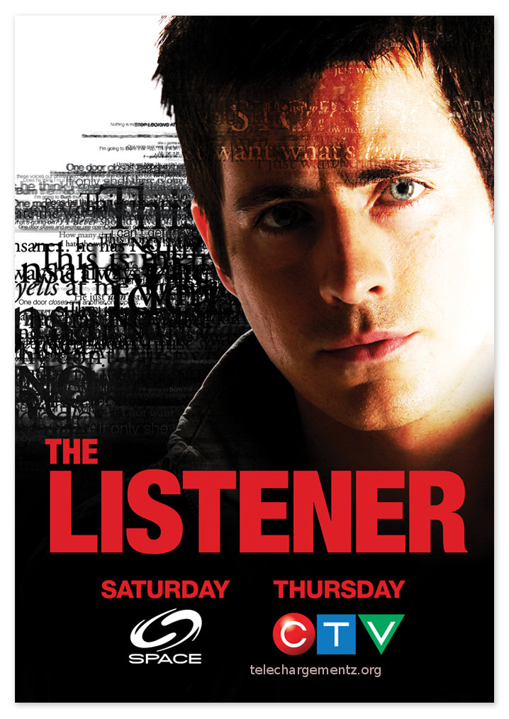 The Listener [Saison 03 french]  [E01 a E13/13 HDTV & HD