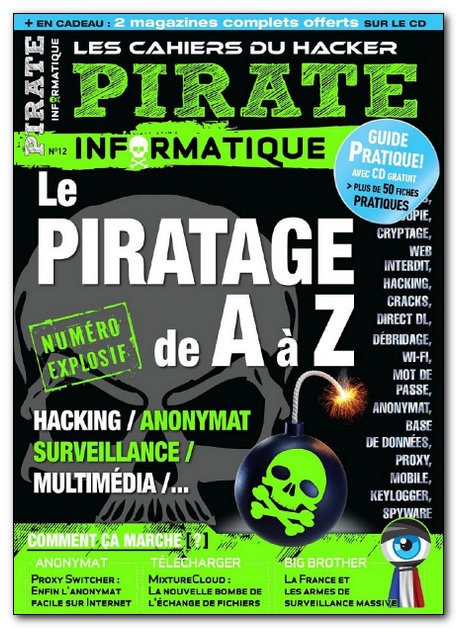 Pirate Informatique 12 - Février à Avril 2012