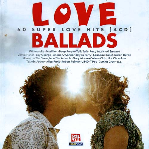 Love Ballads - 60 Super Love Hits (2013) [Multi]