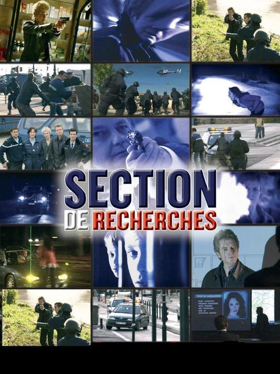 Section de recherches [Saison 02] [FRENCH] [E01 à E10/10]
