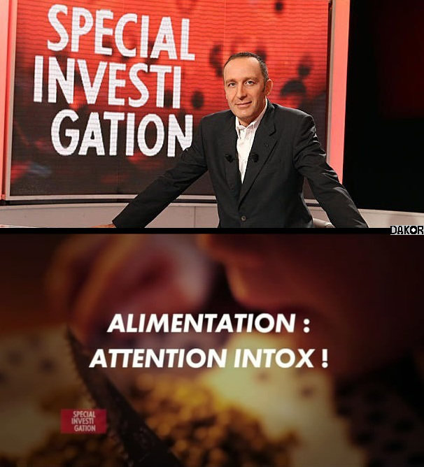 Spécial investigation - Alimentation : attention intox [MULTI][TVrip]