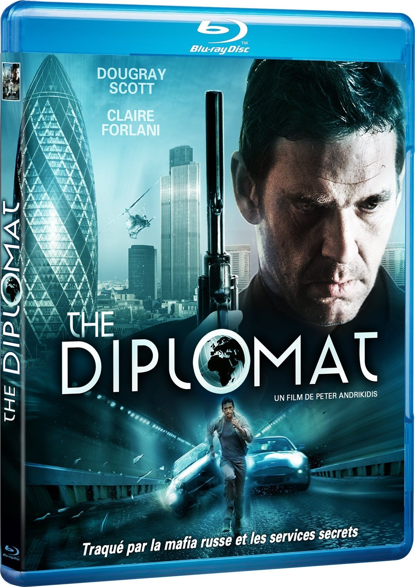 Le diplomate [1CD + AC3] [FRENCH] [BDRIP]