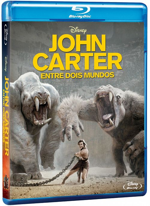 John Carter (2012) [BluRay 720p | TRUEFRENCH DTS]