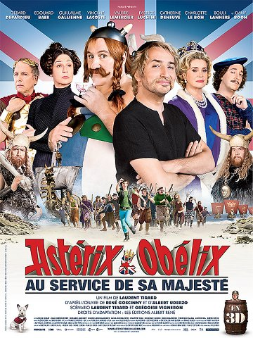 Astérix et Obélix : au service de Sa Majesté | BRRiP AC3 | MULTI | FRENCH MP4
